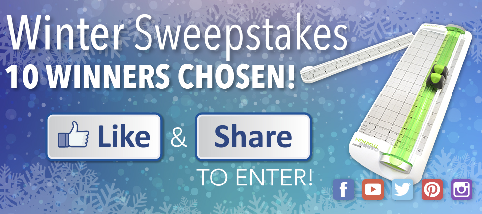Winter Sweepstakes